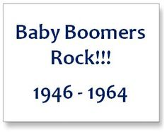 Rock on! This Is Your Life, Life Is Good, Baby Boom, Don't Judge Me, Milestone Birthdays, Aging Gracefully, Believe, I Am Awesome, Peace
