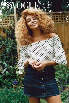 Lion Babe Interview October 2015 (Vogue.co.uk)