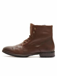 Sel Rich Leather NOOS J, Brown, main