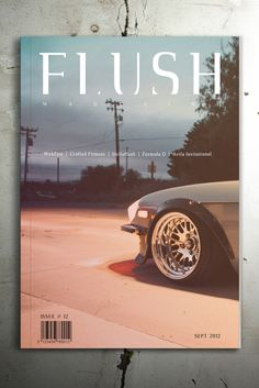drugera:    Flush Magazine Issue #12 | Source |