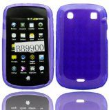 Purple TPU Candy Rubber Case Cover for Blackberry Bold Touch 9900 / 9930 by Electromaster - Purple TPU Candy Rubber Case Cover for Blackberry Bold Touch 9900 / 9930 by Electromaster    Purple TPU Candy Rubber Case Cover for Blackberry Bold Touch 9900