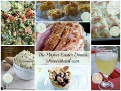 Oh Sweet Basil - Easter Dinner Ideas