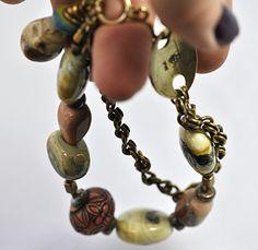 Lampwork jewelry by Deborah JLambson
