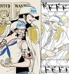 Trafalgar D Water Law Monkey D Luffy Straw Hat Crew Pirates Mugiwaras One Piece