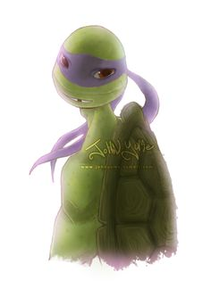 Donatello | TMNT 2012 OMG CAN YOU EXCUSE ME FOR A SECOND..... *locks self in room and screams for 20 years.*