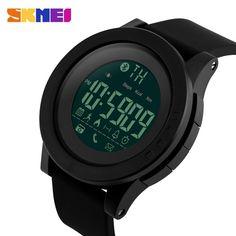 121cbe192c20 SKMEI Top Luxury Sport Smart Watch Men Calorie Bluetooth 5Bar Waterproof  Watches Call Reminder Digital Watch