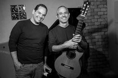 Os amantes da música brasileira não podem perder o show do Duo Taufic que acontece nesta quarta-feira, dia 4, no Santander Cultural.