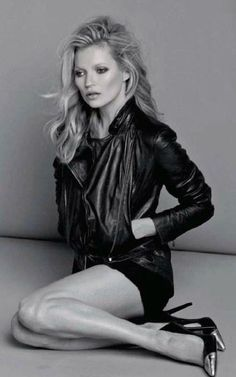 la modella mafia Kate Moss x Glamour Germany August 2012 photographed by Patrick Demarchelier 2