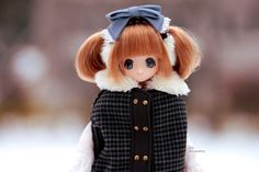 Kinoko | by Siniirr Maid, Crochet Hats, Teddy Bear, Kitty, Toys, Animals, Animales, Kitten, Animaux