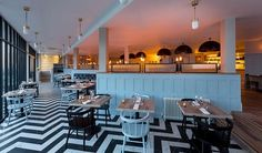 Zacry's at Watergate Bay Hotel, designed by Household