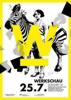 Werkschau der Hochschule Offenburg | Slanted - Typo Weblog und Magazin
