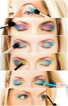 Gorgeous Makeup: Tips and Tricks With Eye Makeup and Eyeshadow – Makeup Design Ideas Make Up Tutorial Contouring, Makeup Tutorial Eyeliner, Cut Crease Makeup, Makeup Tutorial For Beginners, Makeup Tutorials, Eyeshadow Tutorials, Beauty Tutorials, Natural Eye Makeup, Eye Makeup Tips