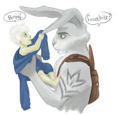 ROTG Fanfic #5 The Trouble with Time Ch. 2 by buddygoogle on deviantART