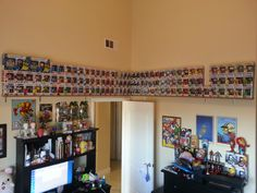funko display tall ceilings - Google Search