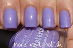 Picture Polish - Wisteria (reborn version) Madonna The Immaculate Collection, Snowflake Nail Art, Picture Polish, Wisteria, Nail Polish, Digital, Nail Polishes, Polish, Manicure
