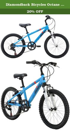 babf8227c85 ... Outdoor Recreation, Sports & Outdoors · Diamondback Bicycles Octane 20  Kid's Mountain Bike, 20