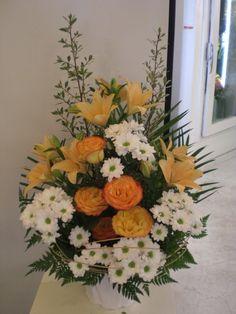http://www.unny.com #funeral #flowers #arrangement