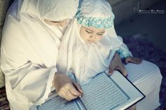 Learn Quran Academy provide the Quran learning services at home. Our mission to teach Quran with proper Tajweed and Tafseer to worldwide Muslim community. Muslim Family, Muslim Girls, Muslim Couples, Couple With Baby, Mom And Baby, Baby Love, Cute Family, Family Goals, Daughter Love