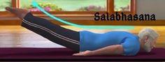 Salabhasana-Steps,Benefits And Precautions | Yoga For Back Pain Yoga For Back Pain