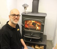 Meet the Boss - Simon. Nice guy, knows his stuff. Loves cycling, old cars and the odd night out with friends. His vision has built Kernow Fires over the last 15 years and he's always looking for ways to improve the service we provide. Biomass Boiler, Old Cars, A Good Man, Stove, Home Appliances, House Appliances, Stove Fireplace, Kitchen Appliances, Range