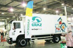 Новое облегченное шасси КрАЗ-5401Н2 (4х2), оборудованное изотермическим фургоном, дебютировало на выставке «ПродТехМаш 2015», прошедшей в столице 1-3 апреля.