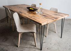 #tamarind Wood Table, Dining Table, Design Tisch, Tamarind, Nesting Tables, Inspired Homes, Wood Design, Diy Home Decor, Pallet Ideas