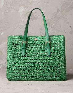 Alma rafia Donna - Borse Donna su Online Store Italia - Dolce  Gabbana Group