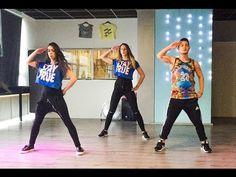 Missy Elliott - Pep Rally - Easy Fitness Dance Choreography - YouTube