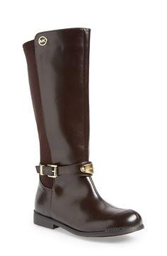 MICHAEL Michael Kors 'Parson' Boot (Walker, Toddler, Little Kid &Big Kid) available at #Nordstrom