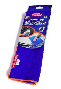 Paño de microfibra para lavado, secado o lustrado