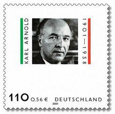 Stamp Germany 2001 MiNr2173 Karl Arnold.jpg