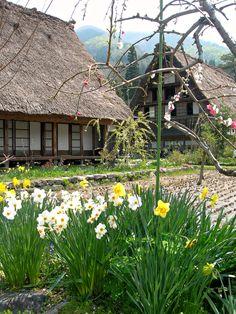 Spring in Shirakawago | Flickr - Photo Sharing!