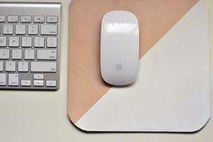 striped mousepad