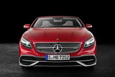 The First Cabriolet From Mercedes-Maybach Debuted at the LA Auto Show.
