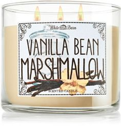 Vanilla Bean Marshmallow 3-Wick Candle - Home Fragrance 1037181 - Bath & Body Works