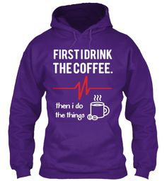 JUST RELEASED! ...NOT SOLD IN STORES... Get YOURS TODAY  #CoffeeTshirt#CoffeeHoodies   Printed in USA. Order 2 or more to save on shipping cost, If you order 2 or more you'll save quite a lot on shipping.  *Guaranteed Satisfaction + Safe and Secure Checkout via Paypal/Visa/Mastercard*