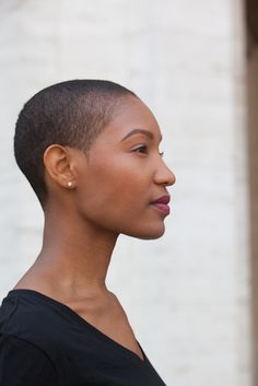 Street Style Hair: Real Girls Rocking the Big Chop