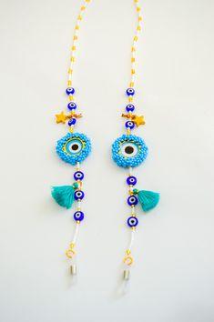 Ojo de protección Tassel Necklace, Jewelry, Fashion, Handmade Accessories, Fashion Accessories, Handmade Jewelry, Hand Made, Necklaces, Bangle Bracelets