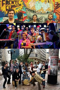 Read this article — http://www.funkish.audio/cumbia-spotify-playlists/ — to learn about the hippest #Cumbia bands, and current crop of #LatinAmerican party starters, as well as some old-school Cumbia grooves. Cumbia is having a resurgence. Hip young musicians in the big cities of Latin America are updating this #music for the 21st century. Listen to two Cumbia #Spotify playlists below — current Cumbia (with a couple of classics), and comical Cumbia covers of American pop songs...