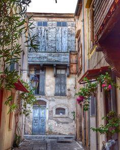Old town Rethymno, Crete, Greece