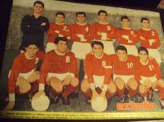 Deportes La Serena: Plantel 1962