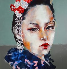 Beautiful paintings from British painter based in Asia Thomas Donaldson at http://www.thomasdonaldson.biz/