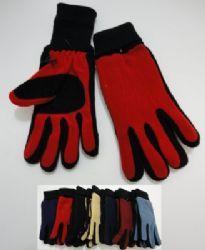 Ladies Cuffed Gloves with Suede Palm (Two Tone) Winter Gloves, Palm, Fashion, Moda, La Mode, Fasion, Fashion Models, Trendy Fashion, Hand Prints