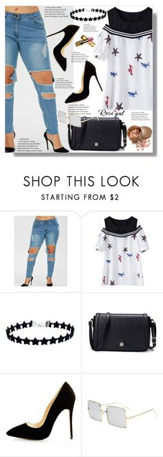 """""""Rosegal 24"""" by ramiza-rotic ❤ liked on Polyvore featuring Avon"""