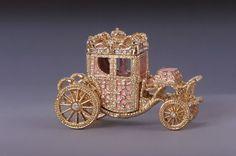 DIE KUTSCHE: Fabergé Kutsche / Fabergé carriage
