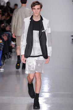 Lou Dalton Spring 2014 Menswear Collection Slideshow on Style.com