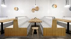 Foundation Coffee House by NoChintz, Manchester – UK » Retail Design Blog