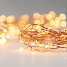 Great LED Starry Lights Shapeable Copper Wire   8 Ft.  Set Of 3
