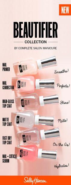 Beautifier By Complete Salon Manicure | Sally Hansen