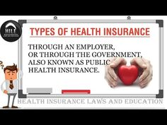 Types of Health Insurance - Need to know - Health Insurance Law and Education(HILE).    [sociallocker][/sociallocker] Types of Health Insurance - Need to know - Health Insurance Law and Education(HILE) Description: Insurance works by pooling risk. What does this mean? source